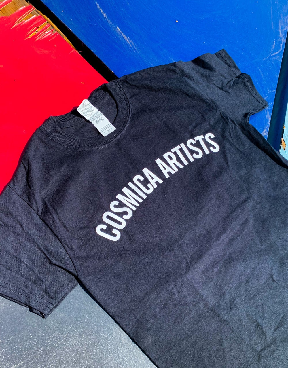 Image of Cosmica Artists T- Shirt