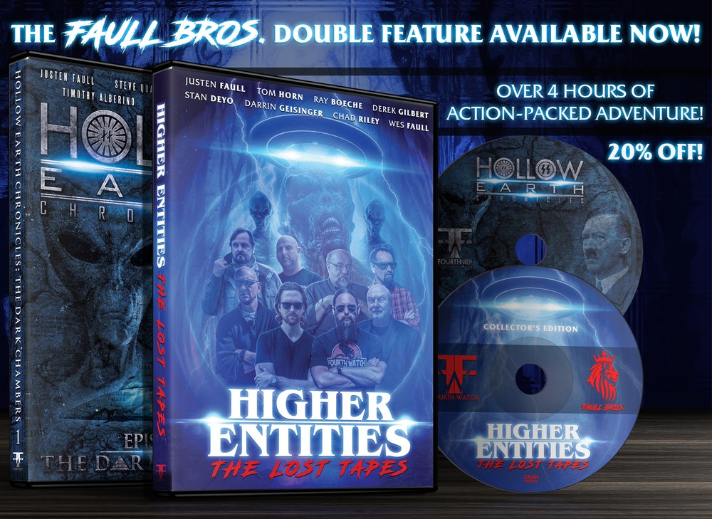 Image of FAULL BROS. DOUBLE FEATURE: DVD Combo Pack