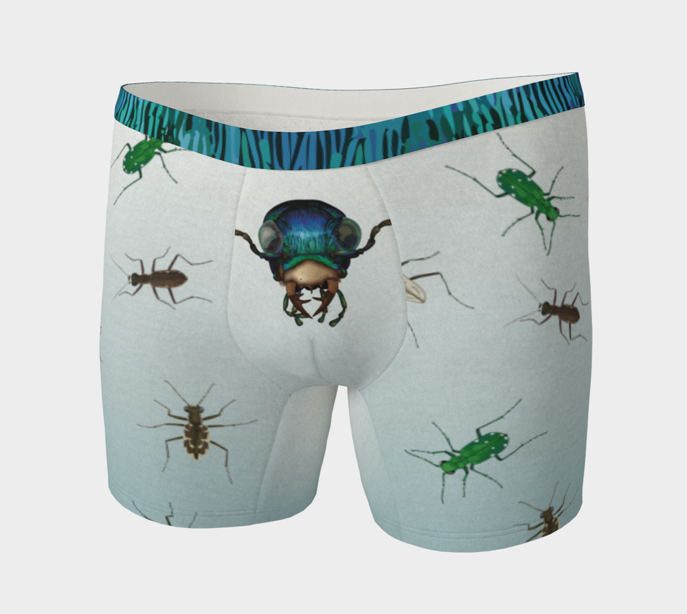 Image of Tiger Beetle Boxer Briefs