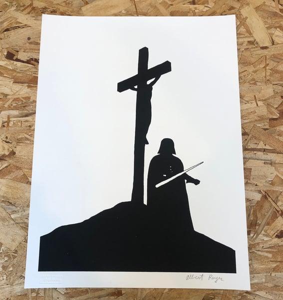 """Image of Albert Reyes """"Vader"""""""
