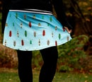Image 1 of Ombre beetle skater skirt