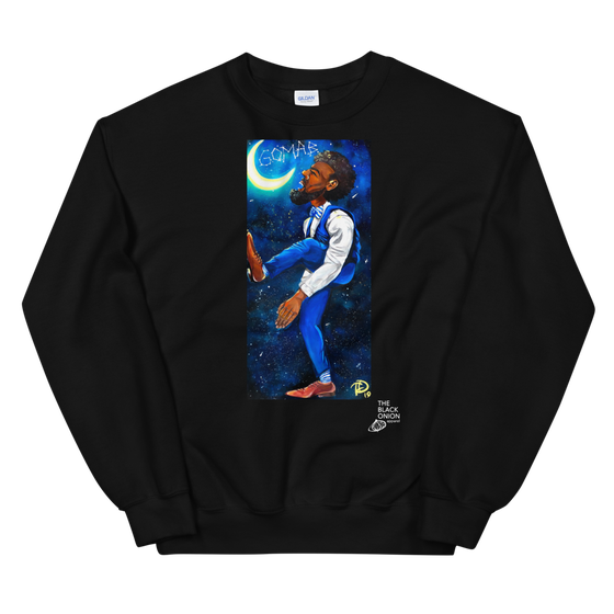 Image of CRESCENT MOON (crewneck)