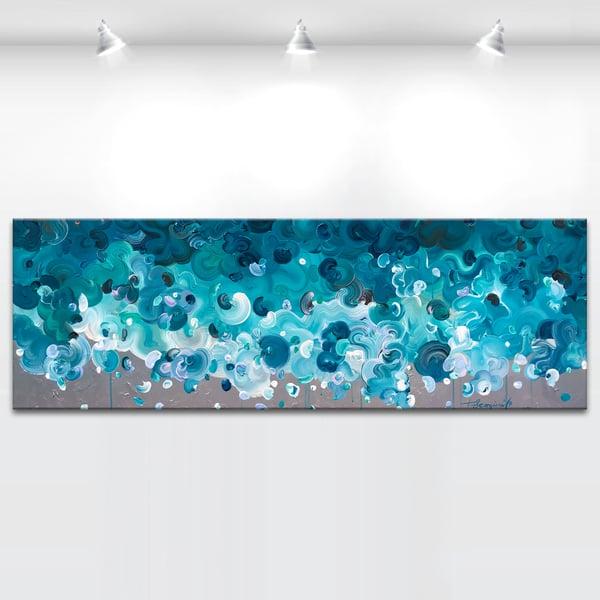 Image of Oceanum somnio II - 152x50cm