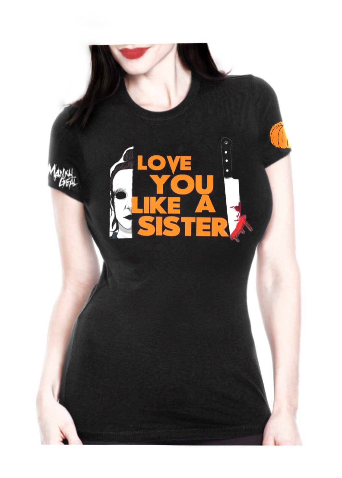 Image of Love You Like A Sister Women's Tee