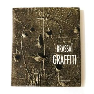 "Image of  ""Graffiti"" by Brassaï"