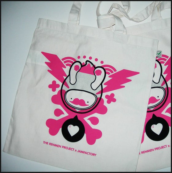 Image of Eco Tote Bags From Jam Factory.