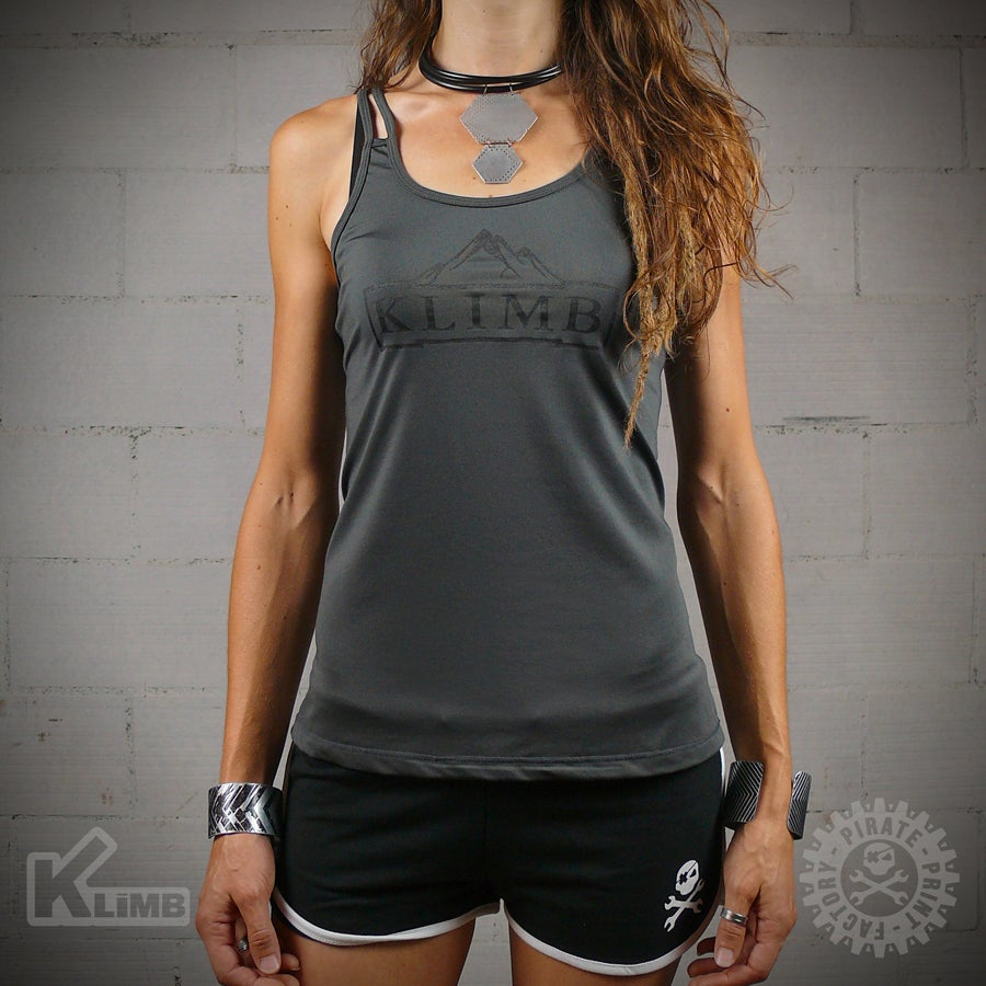Image of TOP SPORT MOUNTAIN GREY GIRLY