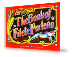 Image of The book of filete porteño