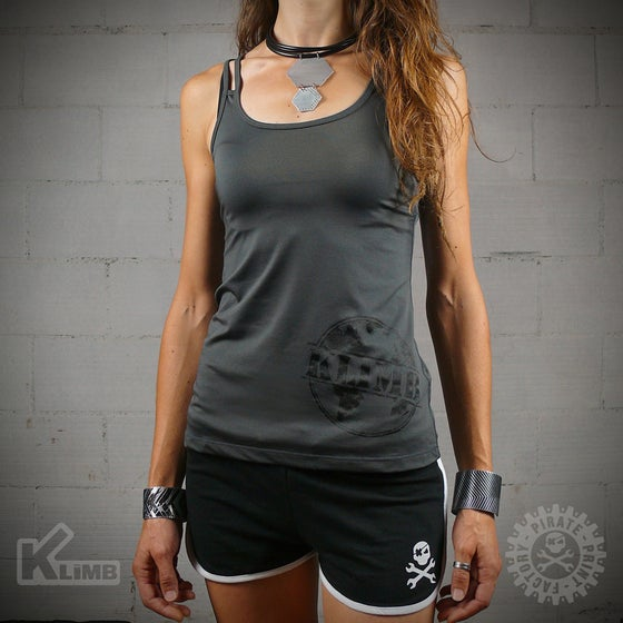 Image of TOP SPORT GLOBE GREY GIRLY