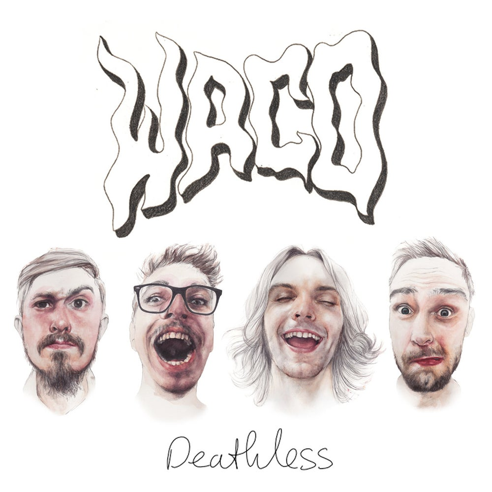 Image of DEATHLESS CD