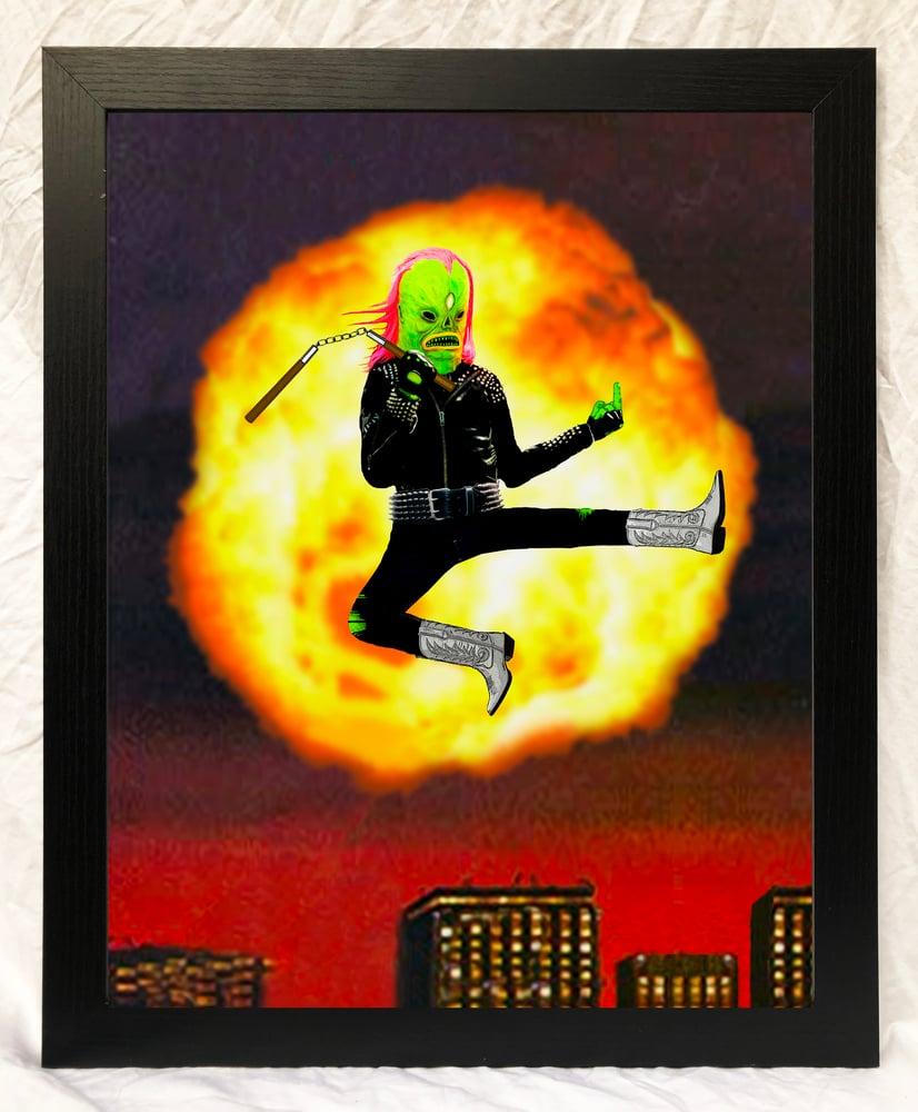 "Image of Rad Ninja (Print) 16""x20"""