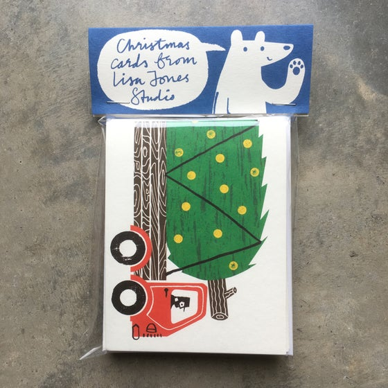 Image of Christmas Card 10 Pack #1