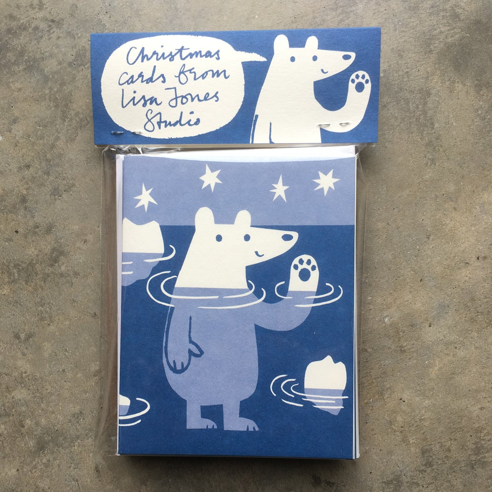 Image of Christmas Card 10 Pack #2