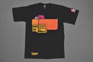 Image of TDR™ vs Shop33 Limited Edition Population 1998 Shirt Black