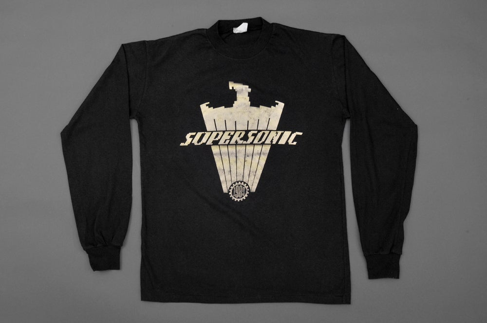 Image of DR Supersonic 1989 Long Sleeve T-Shirt