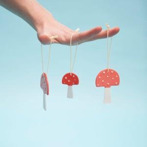 Image of Mushroom / ornament