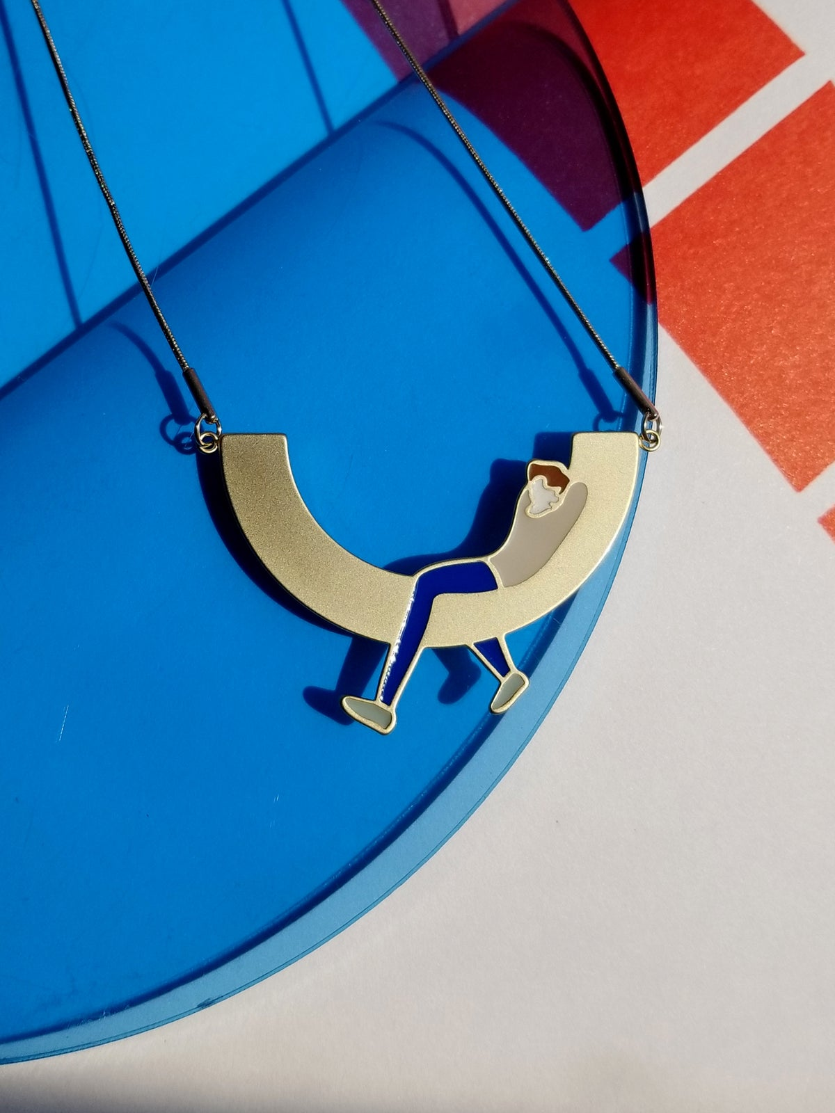 Image of CHILL Necklace • Stainless steel