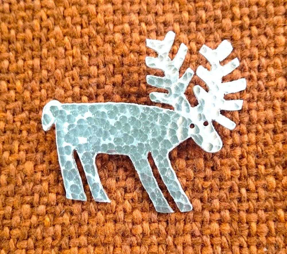 Image of Double Antler Reindeer