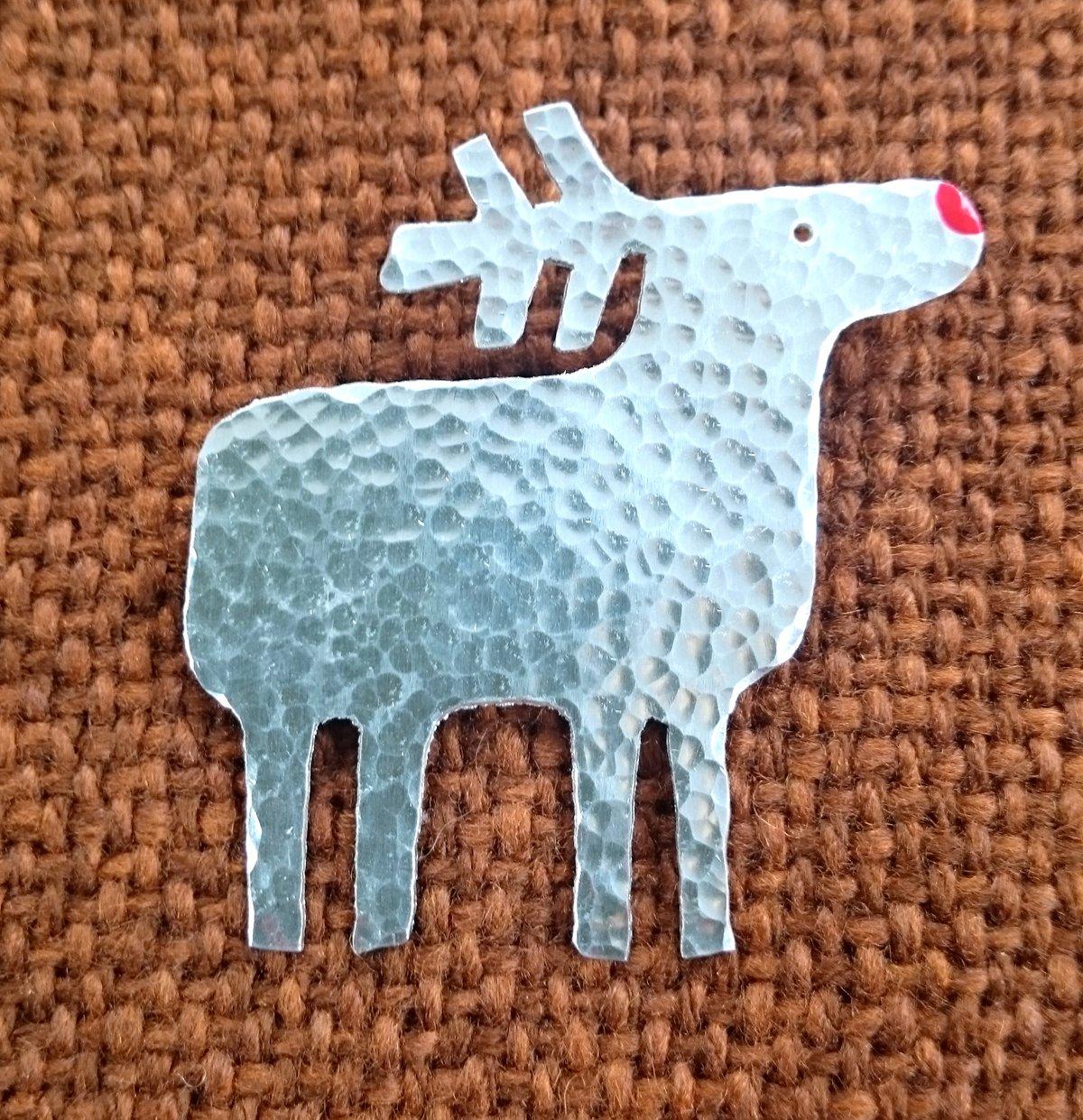 Image of Single Antler Reindeer