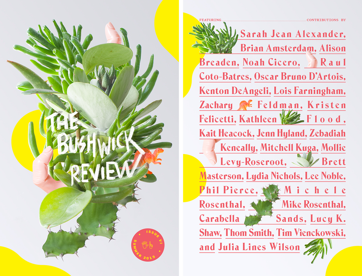 Image of The Bushwick Review Issue No. 6