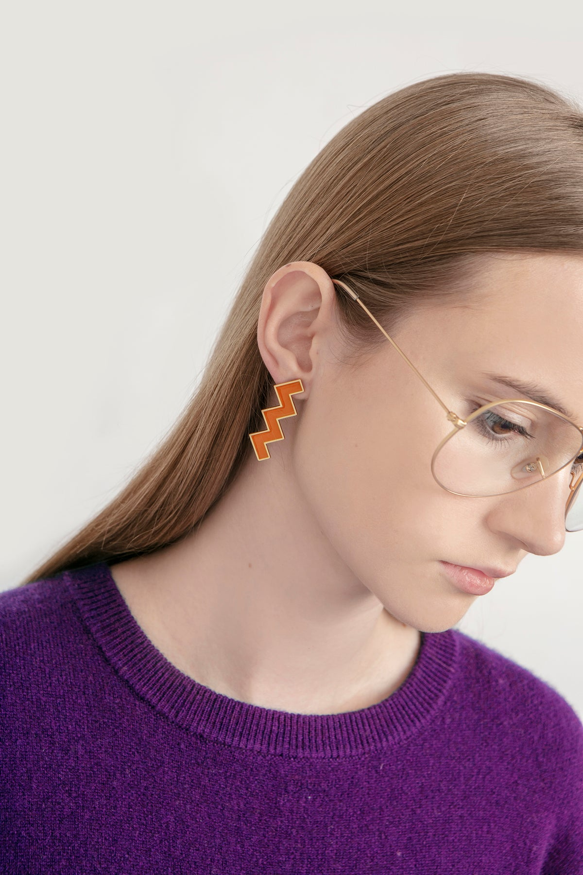 Image of Zs Earrings • Stainless steel • Mix and Match 2
