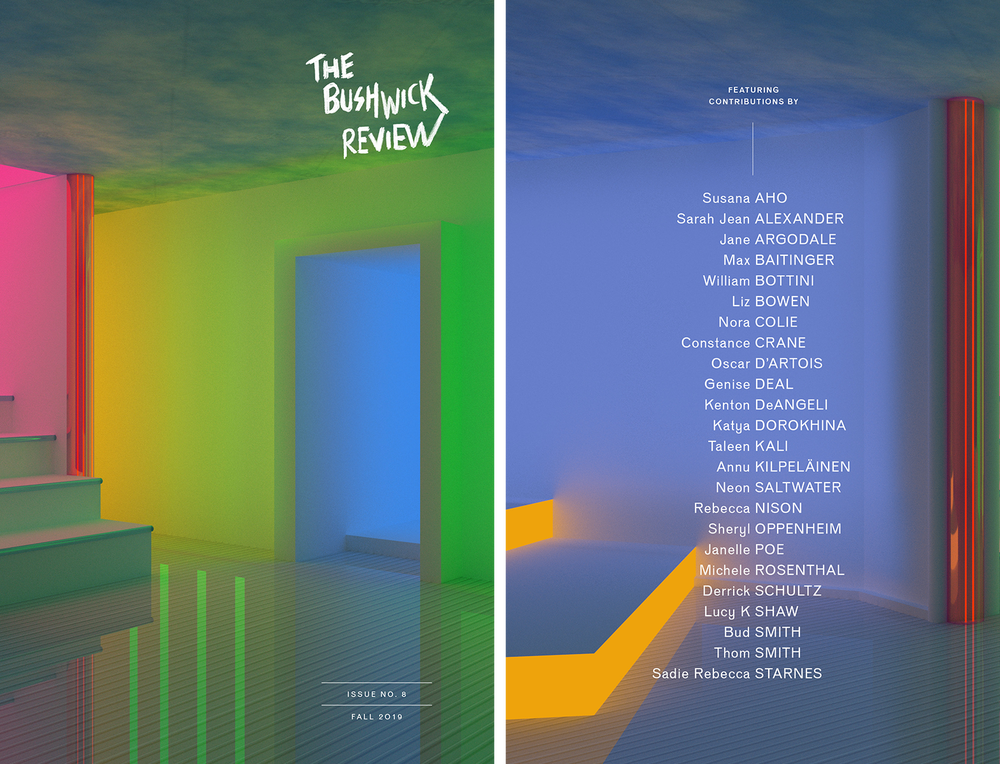 Image of The Bushwick Review Issue No. 8