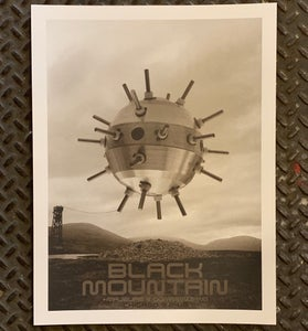 Image of Black Mountain Chicago 2019 poster