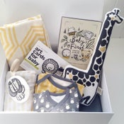 Image of Gender Neutral Deluxe Baby Gift Box