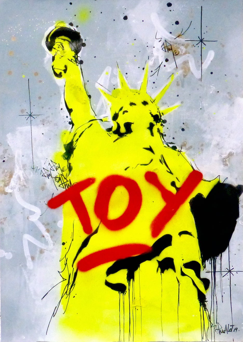 Image of TOY! JP MALOT 2019!