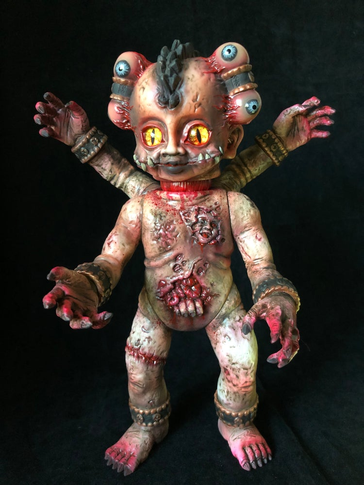 Image of Monstruo Demon Embryo