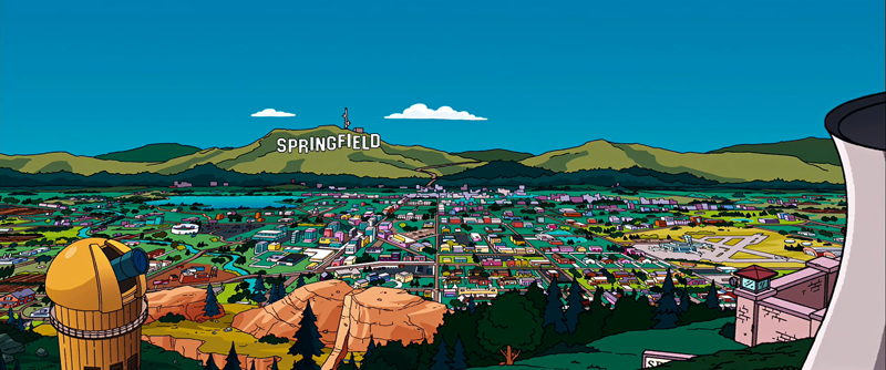 Image of Springfield test