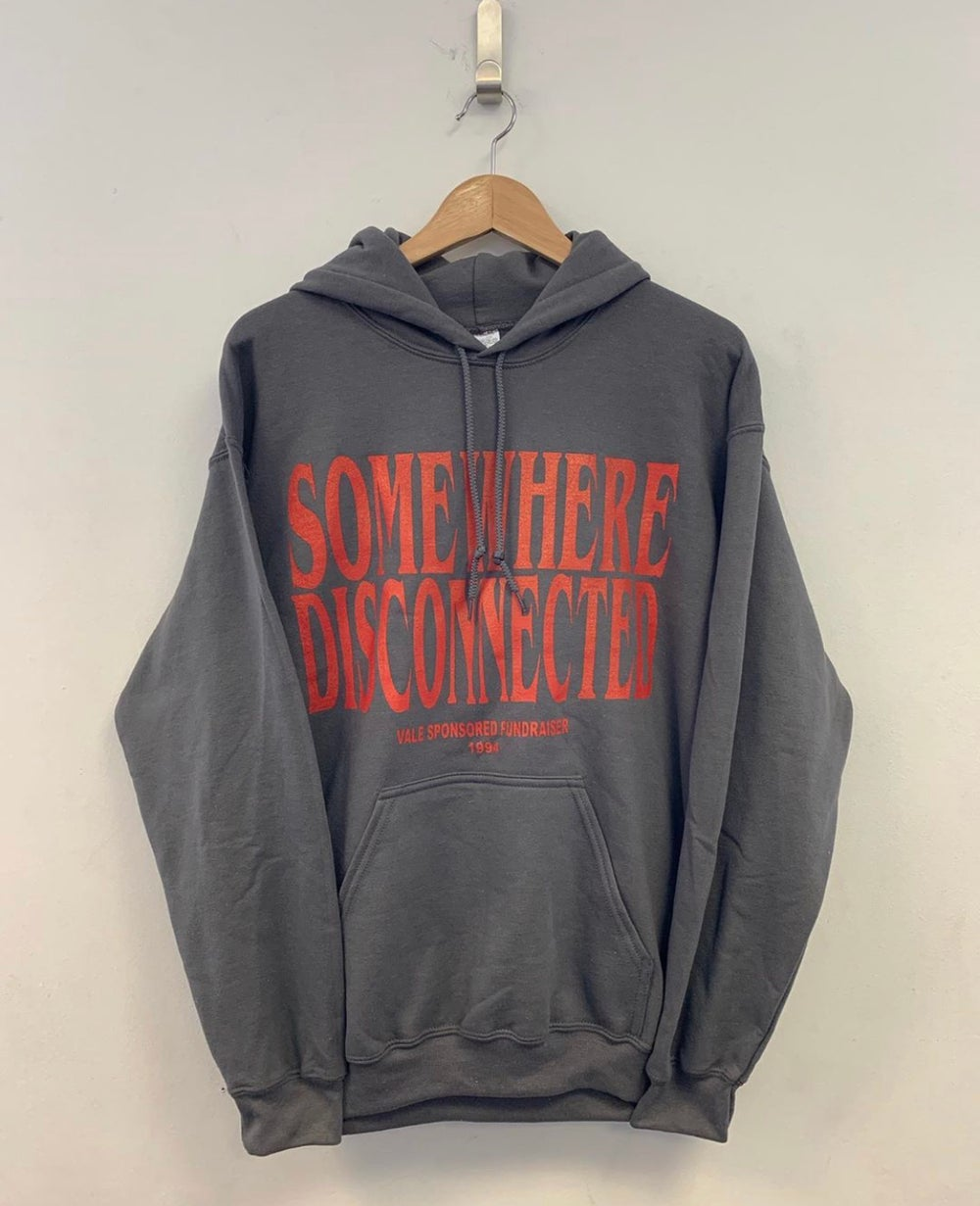 Image of Vintage Somewhere Disconnected Hoodie