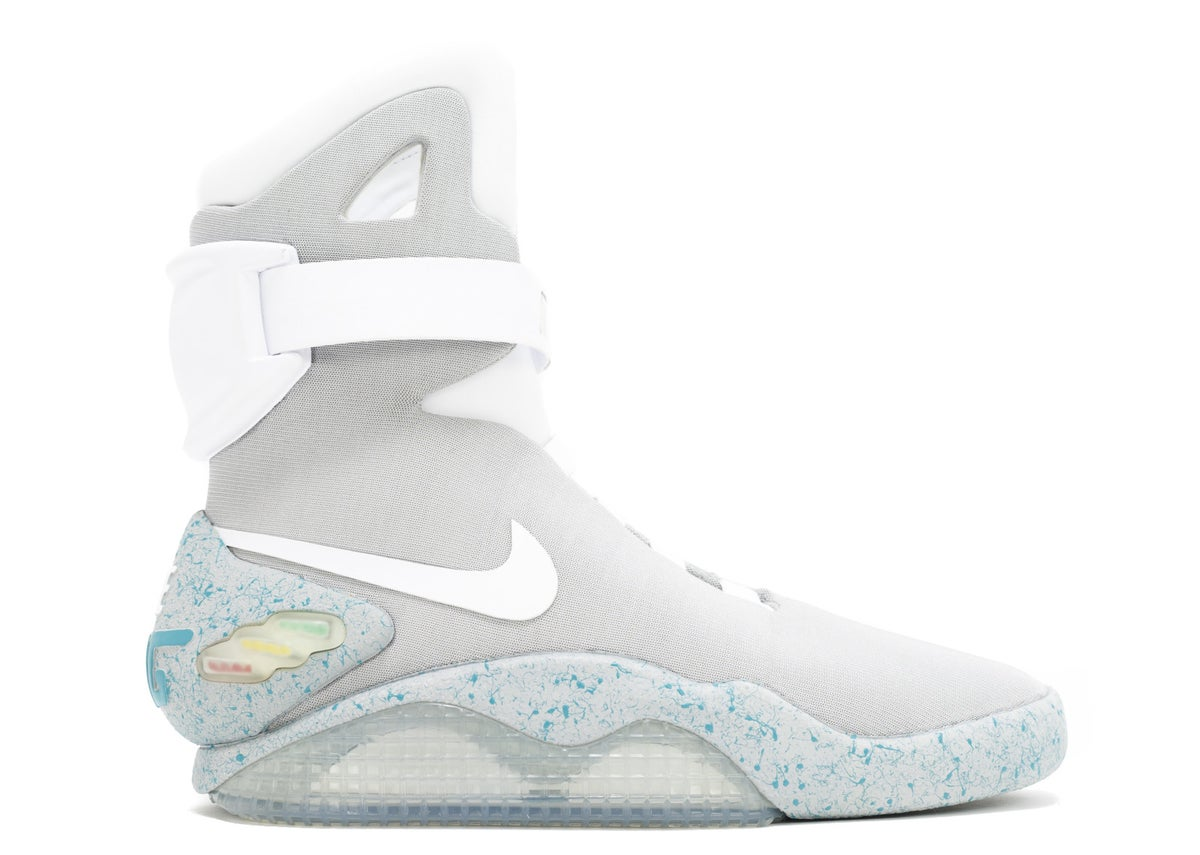 "Image of AIR MAG 'BACK TO THE FUTURE' ""BACK TO THE FUTURE"""