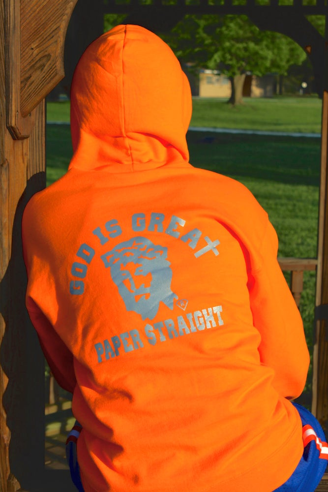 Image of Neon Reflector Hoodie (Multi Color)