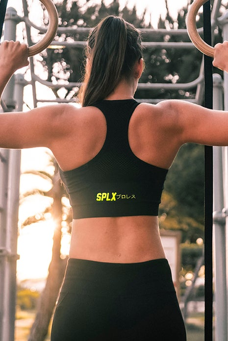 Image of SPLX DIG DEEP Women's Sports Bra