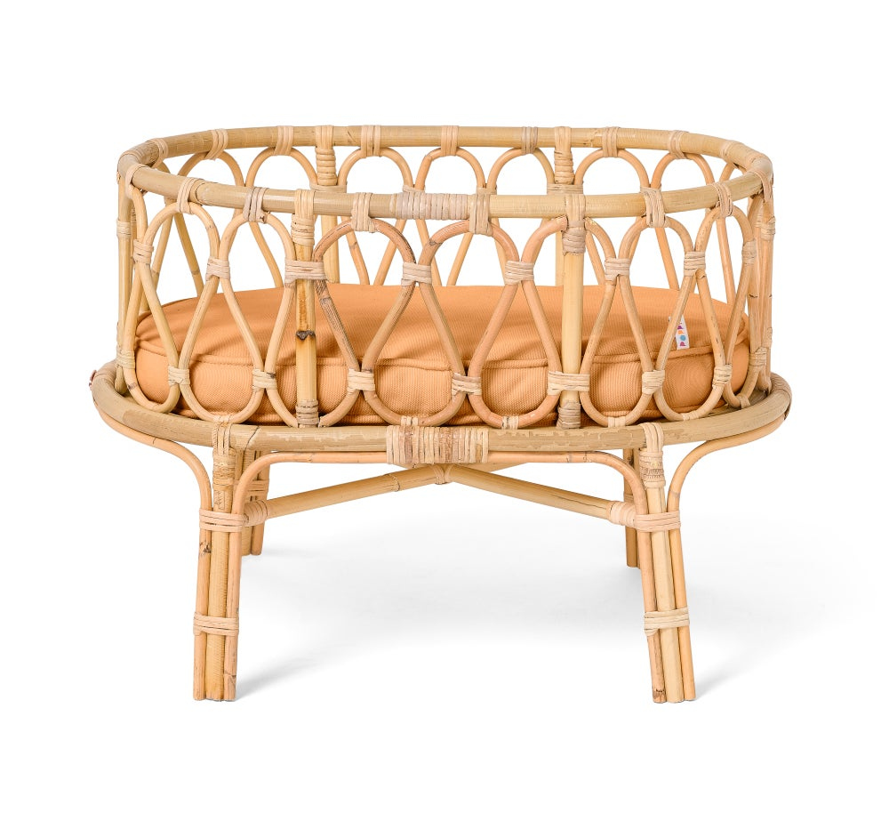 Image of  pre-order Poppie Crib Clay