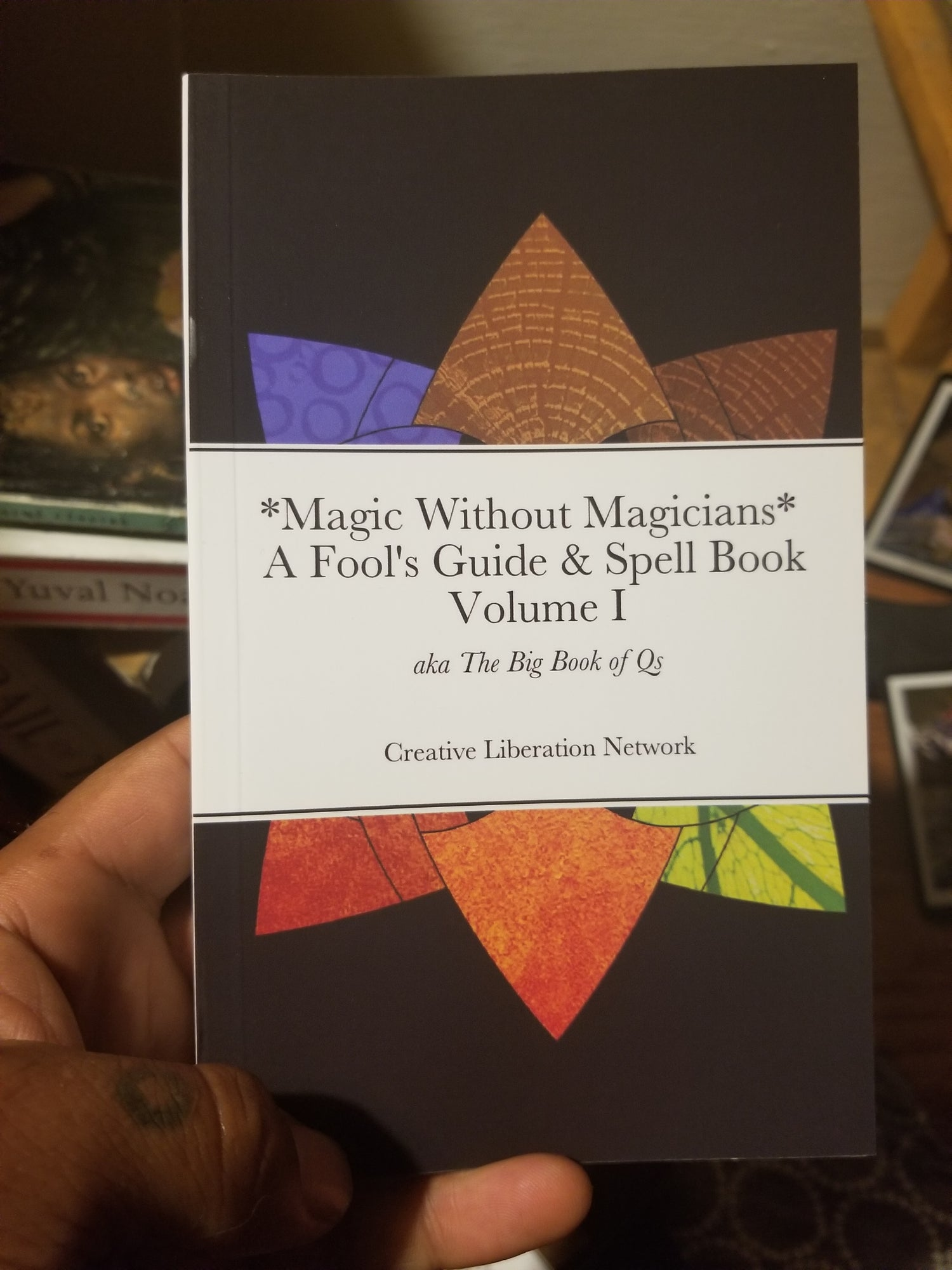 Image of The Big Book of Qs