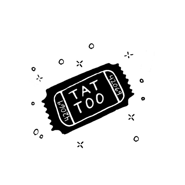 Image of Tattoo Ticket