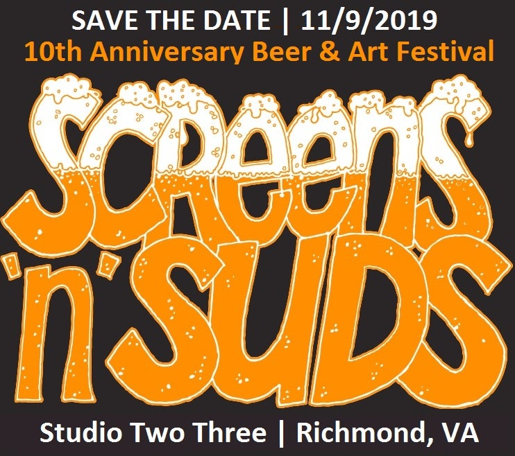Image of Screens 'n' Suds Auction