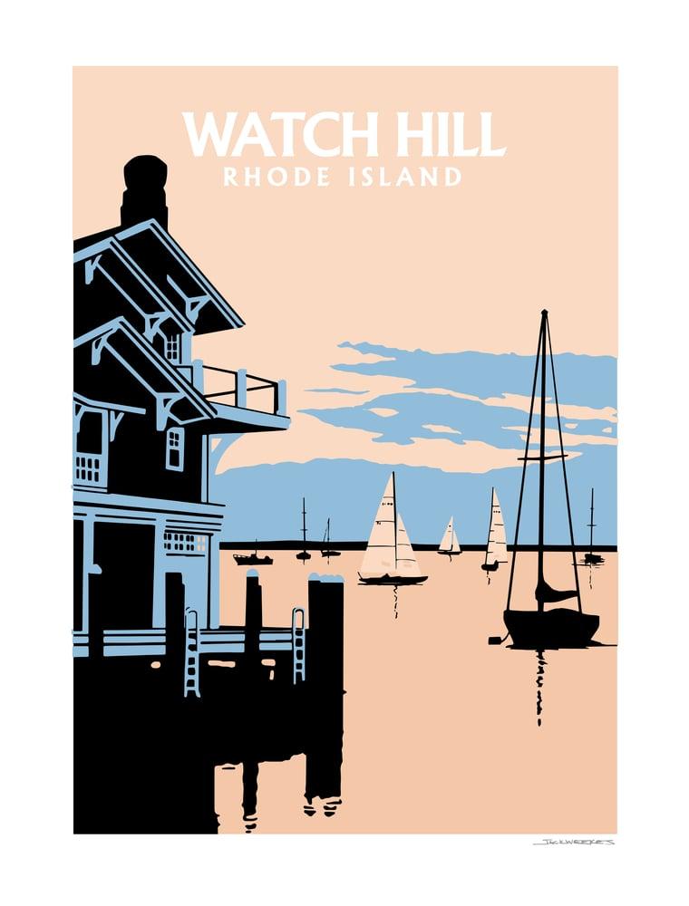 Image of WATCH HILL RI. 2019