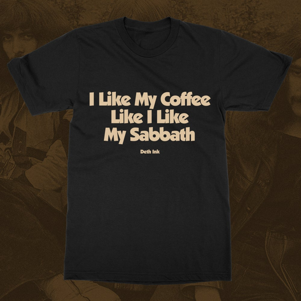 Image of How I take my coffee