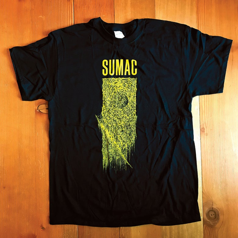 "Image of SUMAC ""Blade"" T (yellow version)"