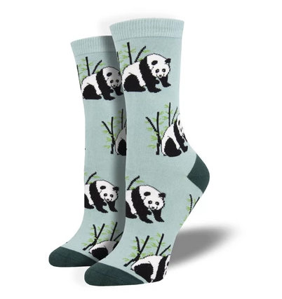 Image of Panda Bamboo Socks
