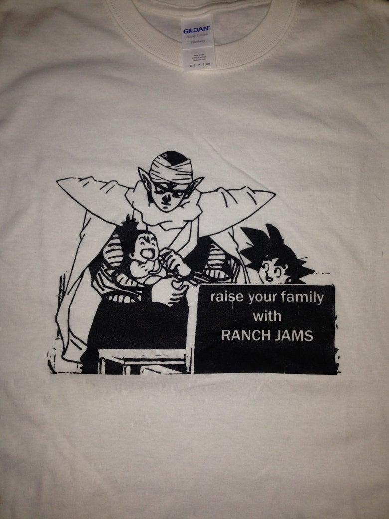 Image of Raise Your Family T-shirt