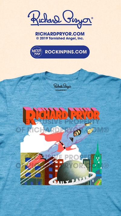 Image of Richard Pryor - Super Pryor T Shirt