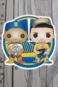 Image of Splash Brothers sticker