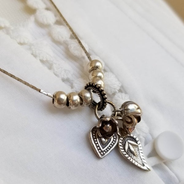 Image of Tribal Charm Necklace
