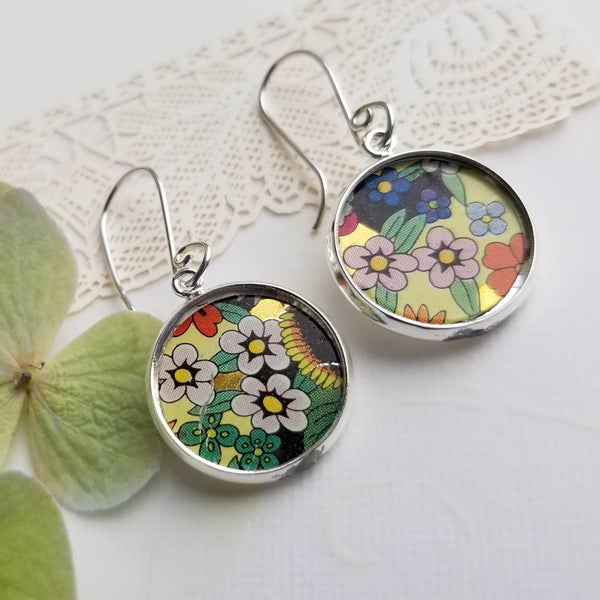 Image of Flower Power Earrings