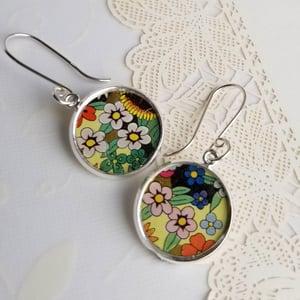 Image of Flower Power Earrings