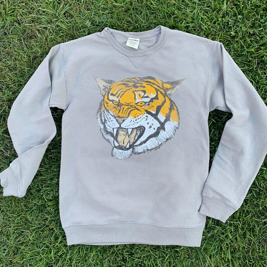 Image of Adult Tiger Sweatshirt